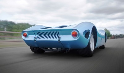1967 Bizzarrini P538 Speedster 35