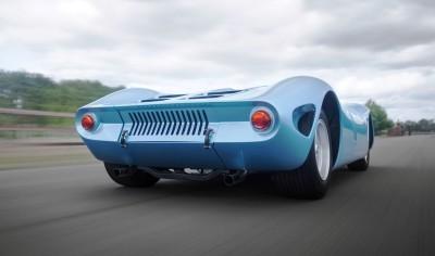 1967 Bizzarrini P538 Speedster 35