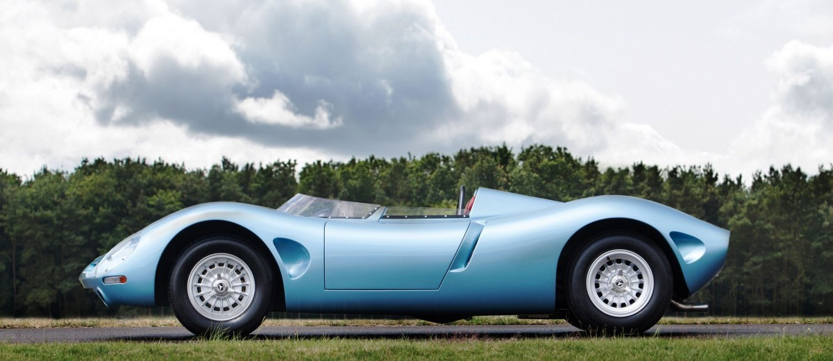 1967 Bizzarrini P538 Speedster 5