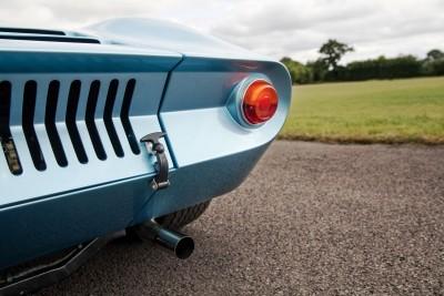 1967 Bizzarrini P538 Speedster 9