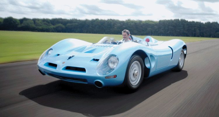 1967 Bizzarrini P538 Speedster