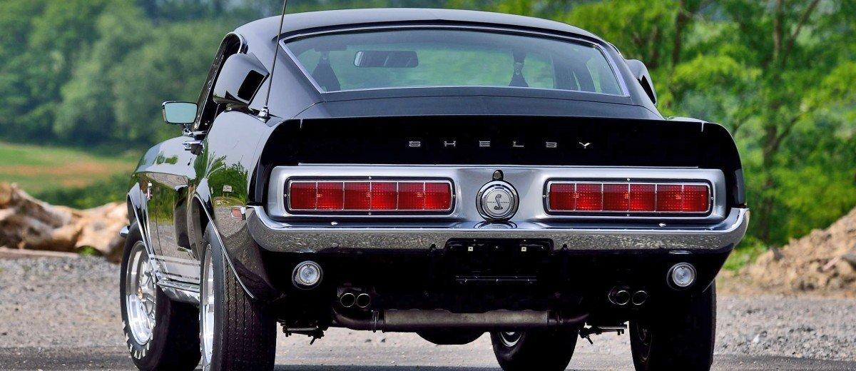 1968 Shelby GT500KR Fastback 11