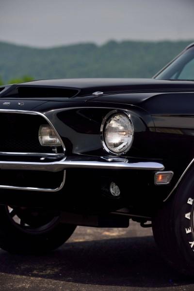 1968 Shelby GT500KR Fastback 14
