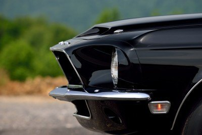 1968 Shelby GT500KR Fastback 17