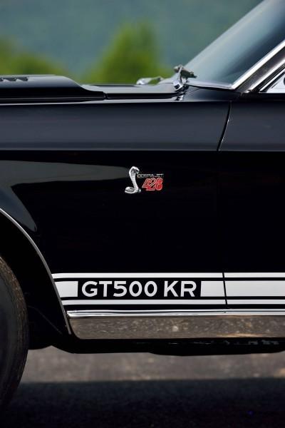 1968 Shelby GT500KR Fastback 18