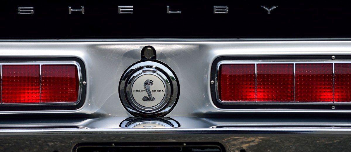 1968 Shelby GT500KR Fastback 19