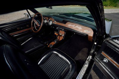 1968 Shelby GT500KR Fastback 20
