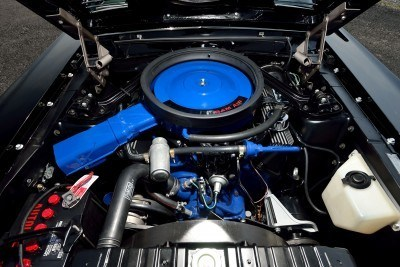 1968 Shelby GT500KR Fastback 22