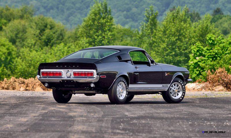 1968 Shelby GT500KR Fastback 3