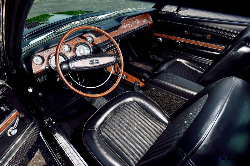 1968 Shelby GT500KR Fastback 4