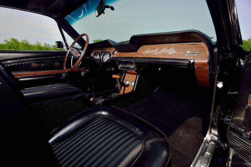 1968 Shelby GT500KR Fastback 5