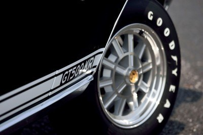 1968 Shelby GT500KR Fastback 9