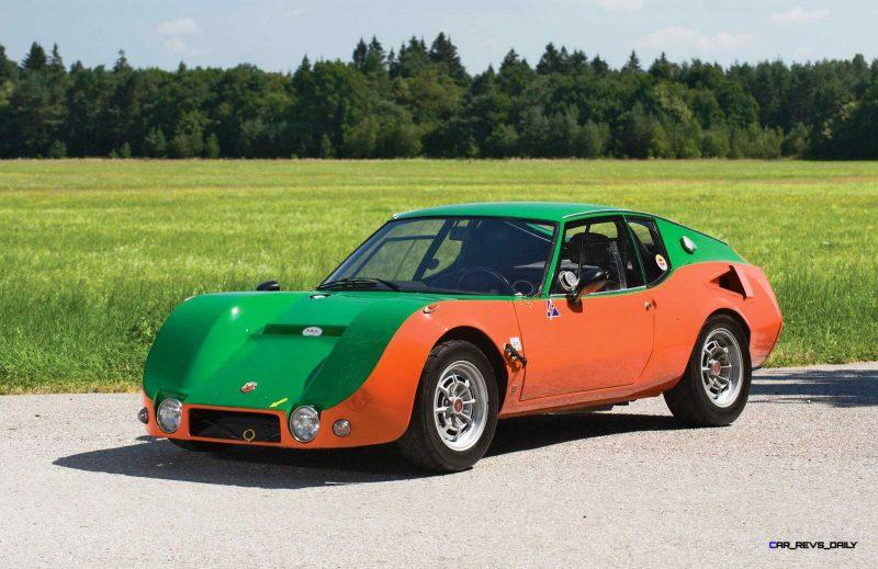 1971 Abarth Scorpione Prototipo 1