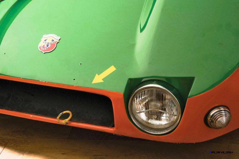 1971 Abarth Scorpione Prototipo 11