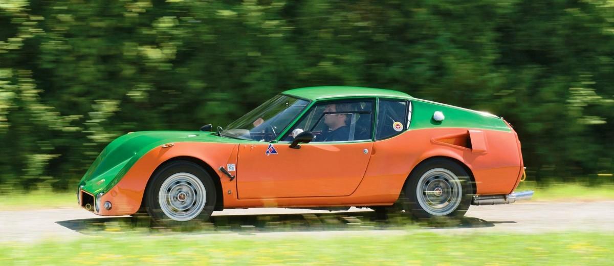 1971 Abarth Scorpione Prototipo 12