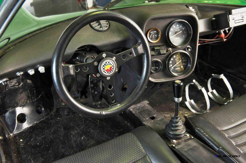 1971 Abarth Scorpione Prototipo 16