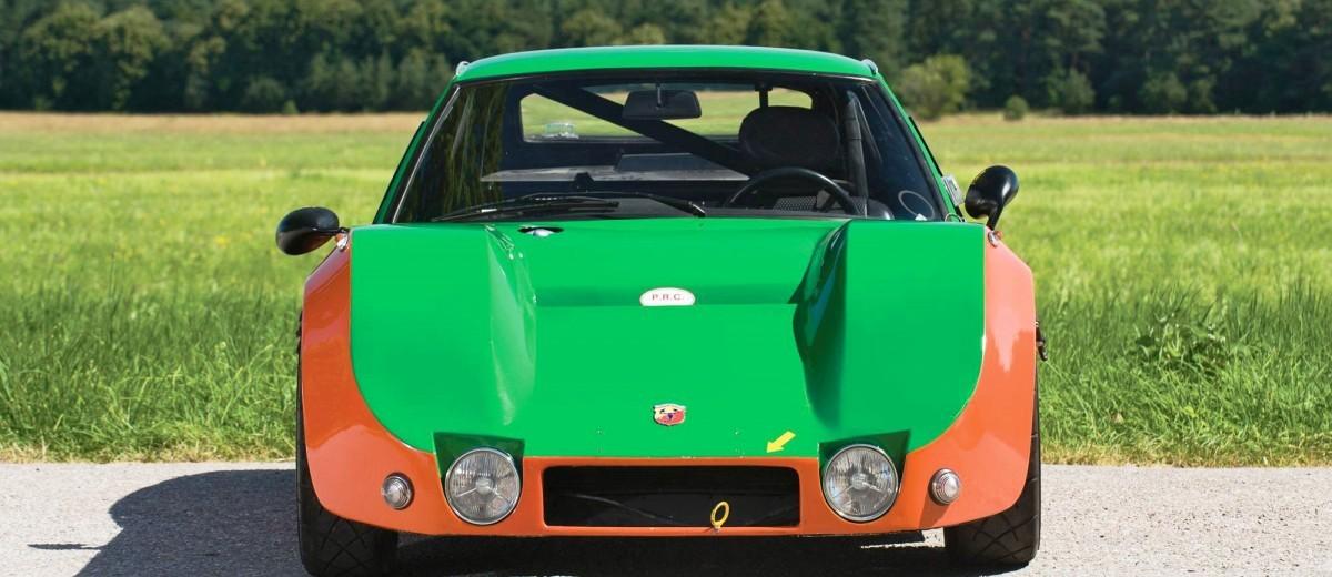 1971 Abarth Scorpione Prototipo 18