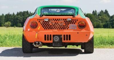 1971 Abarth Scorpione Prototipo 19