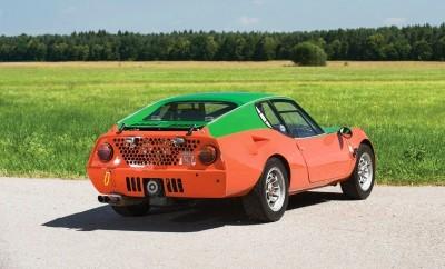 1971 Abarth Scorpione Prototipo 2