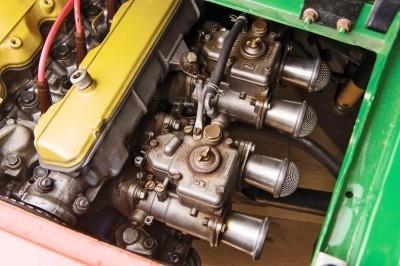 1971 Abarth Scorpione Prototipo 23
