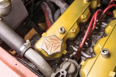 1971 Abarth Scorpione Prototipo 24
