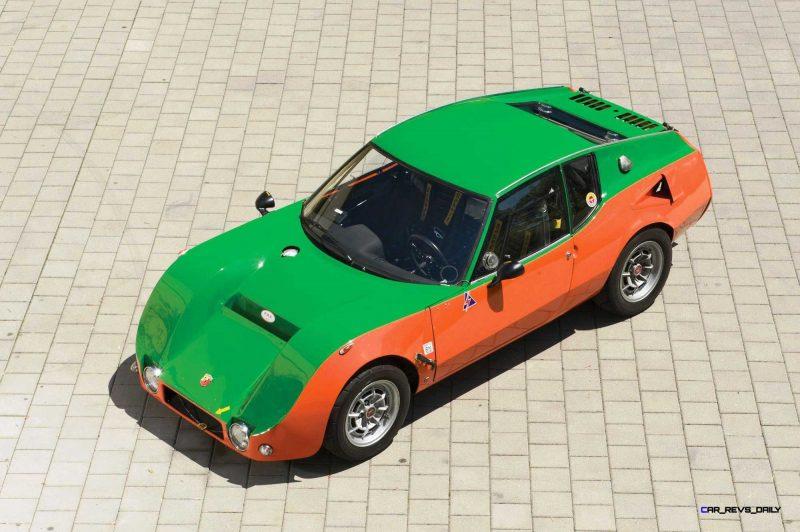 1971 Abarth Scorpione Prototipo 25
