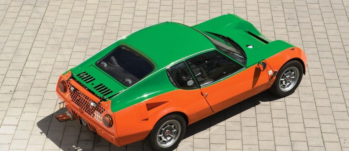 1971 Abarth Scorpione Prototipo 26