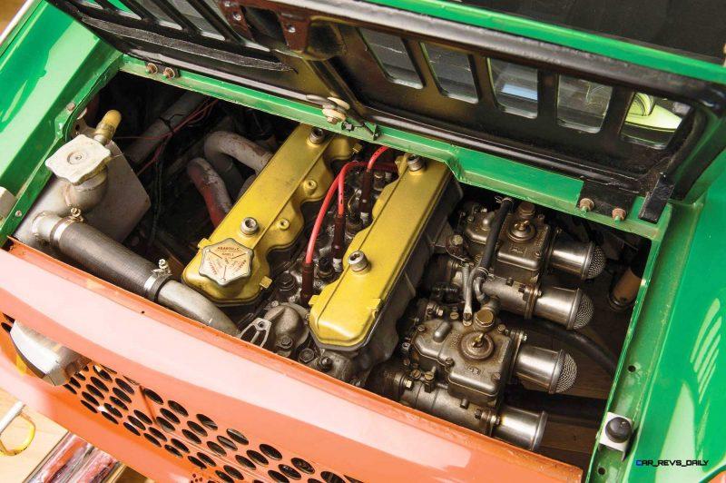 1971 Abarth Scorpione Prototipo 3