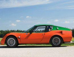 1971 ABARTH Scorpione Prototipo is Rear-Engine Rallycar for RM London 2015