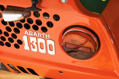 1971 Abarth Scorpione Prototipo 7