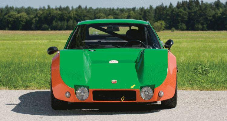 1971 Abarth Scorpione Prototipo