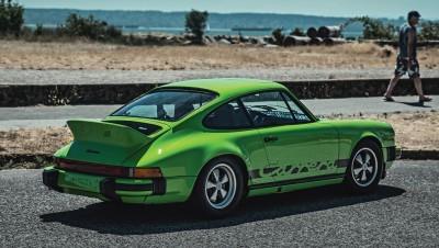1974 Porsche 911 Carrera 2