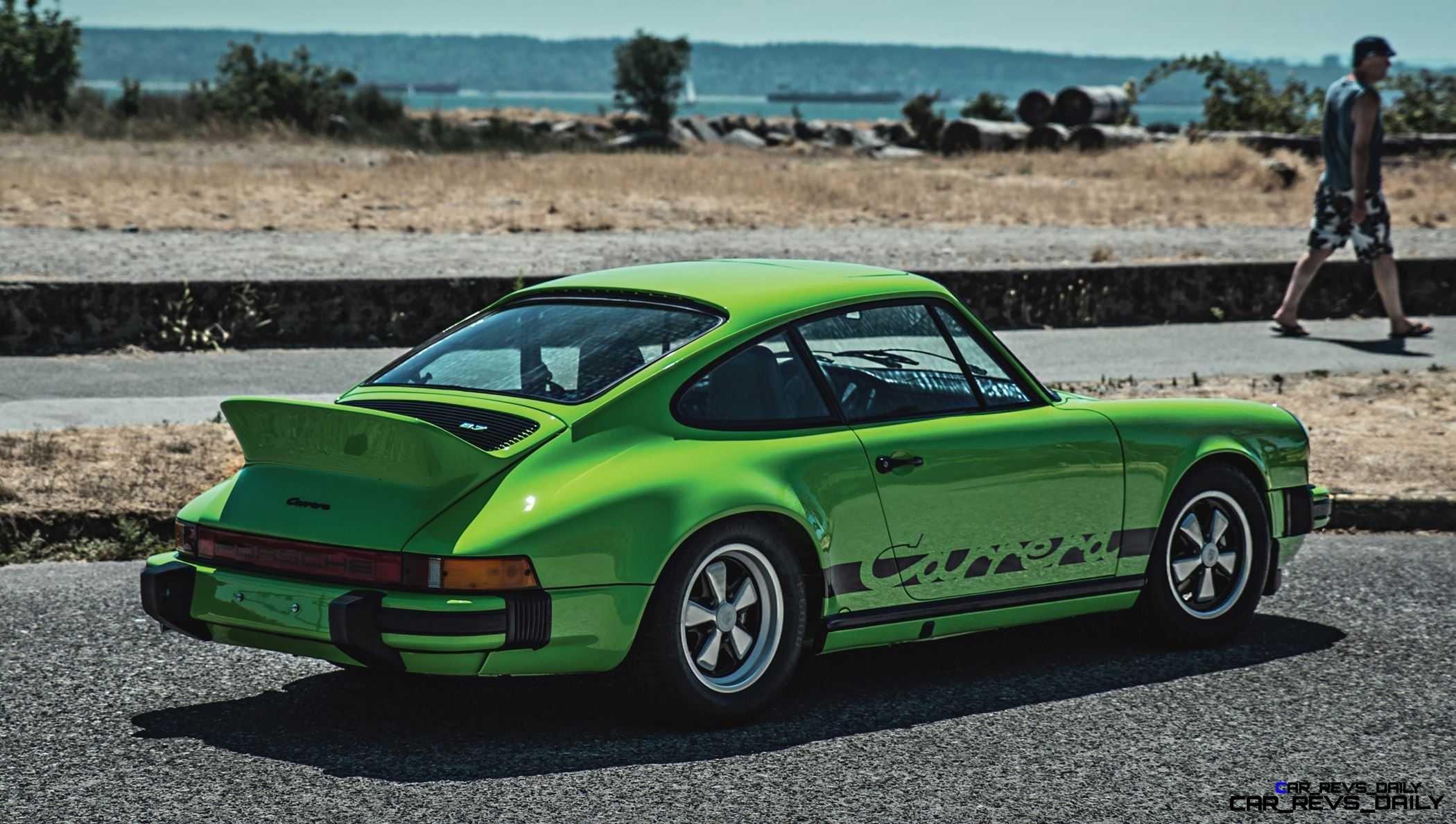 1974 Porsche 911 Carrera 2 7 Is Lime Green Dream For Rm