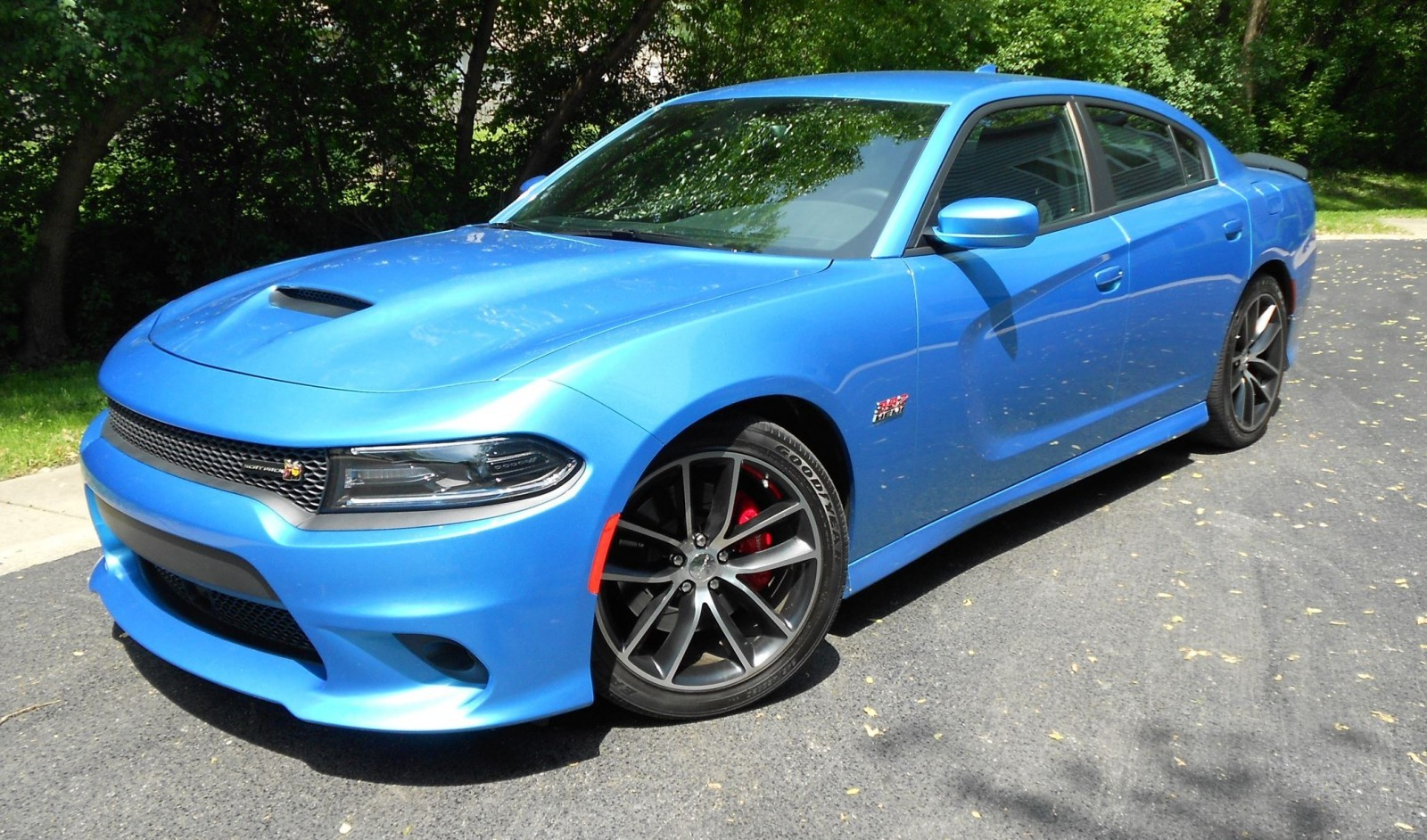 2015 dodge charger r  t 392 scat pack review