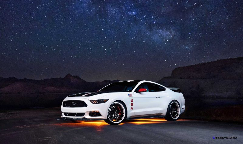 Apollo Edition 2015 Mustang