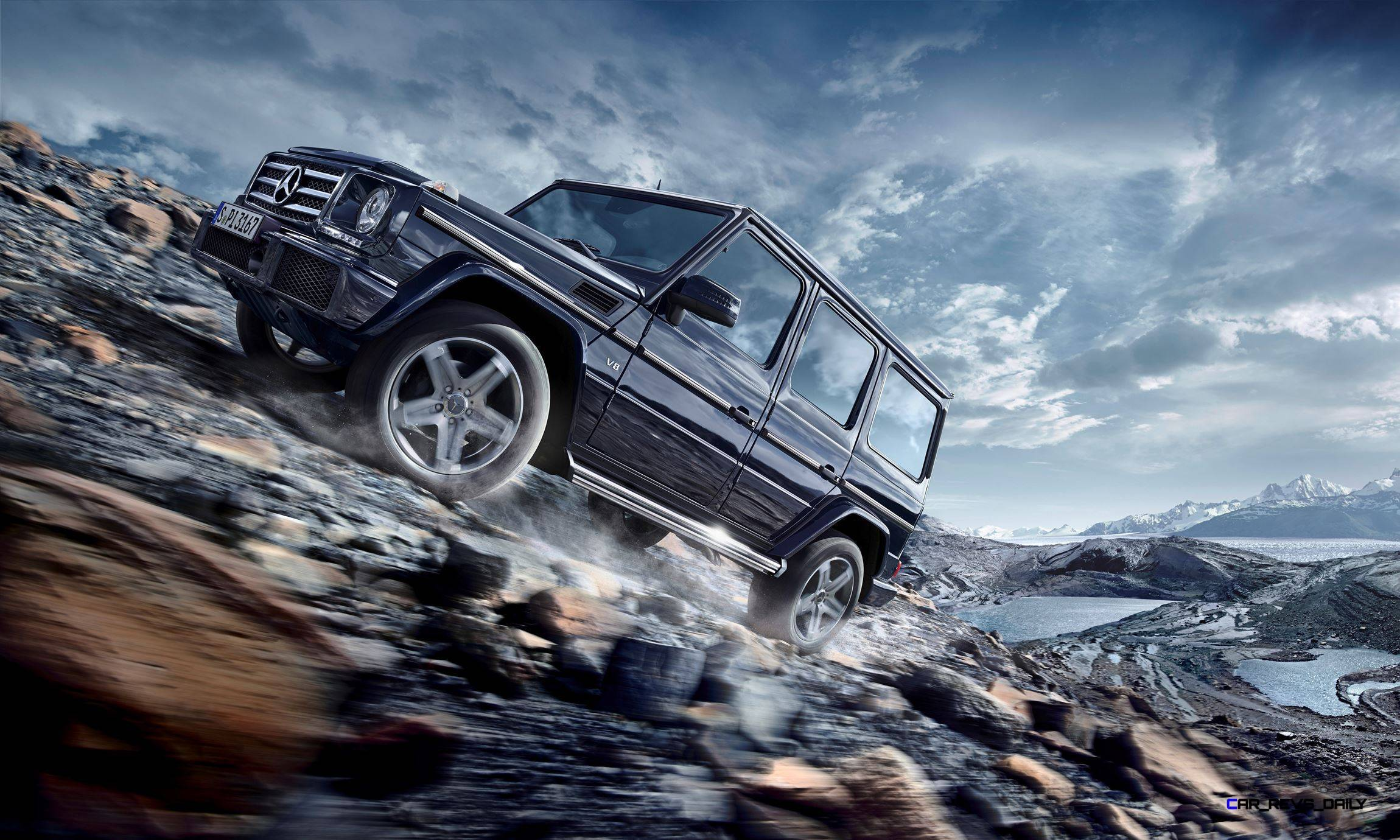 2016 mercedes benz g500 4x4 squared for Mercedes benz g500