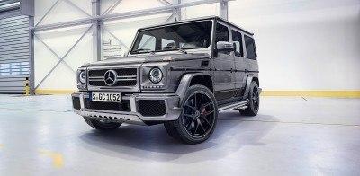 Mercedes-Benz G-Class (BR 463) 2015