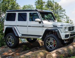 2016 Mercedes-Benz G500 4×4-Squared Priced from $265k, Arriving In December
