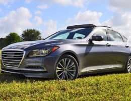 Road Test Review – 2015 Hyundai GENESIS 3.8 AWD Is Impossibly Good
