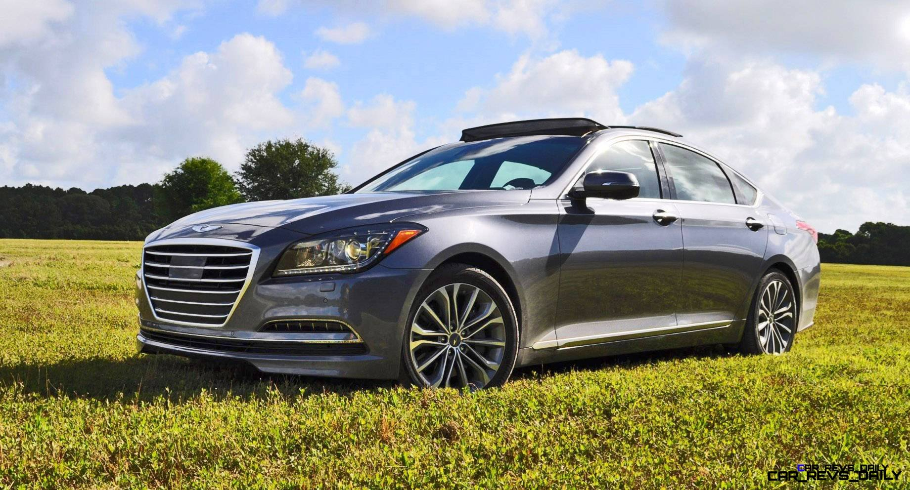 watch up start youtube in drive trac h hyundai and depth test genesis review