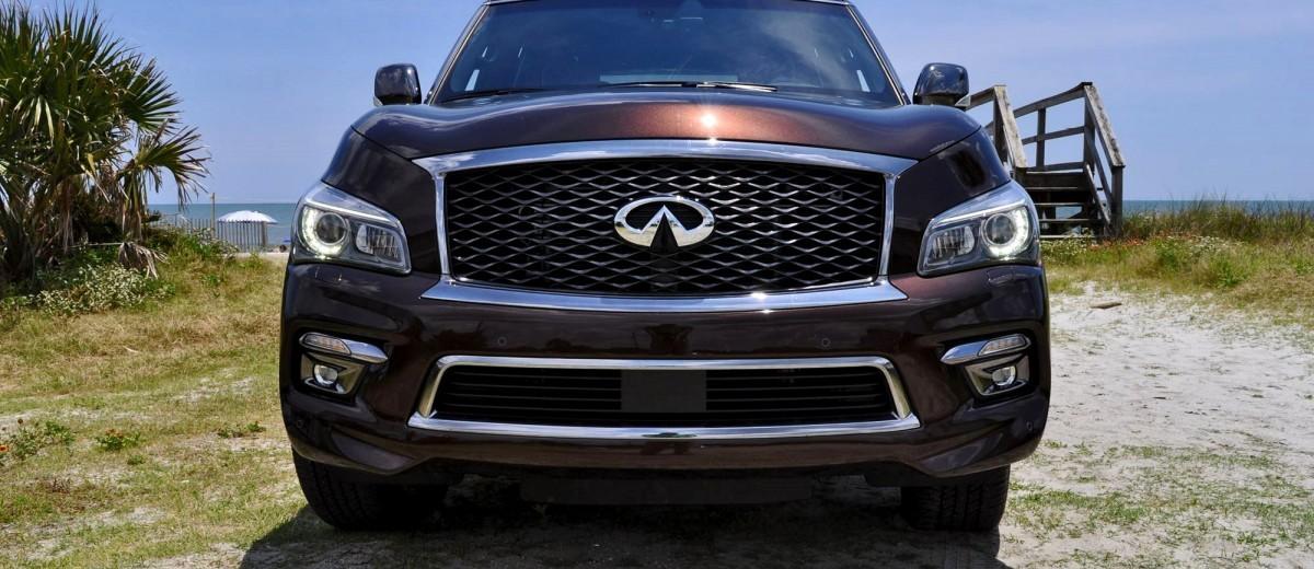2015 INFINITI QX80 Limited AWD 13