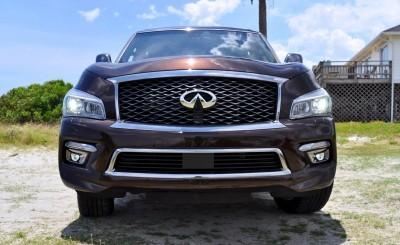 2015 INFINITI QX80 Limited AWD 14