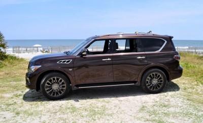 2015 INFINITI QX80 Limited AWD 15