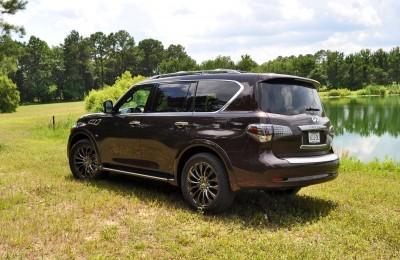 2015 INFINITI QX80 Limited AWD 20