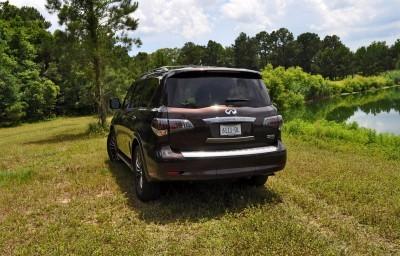 2015 INFINITI QX80 Limited AWD 21