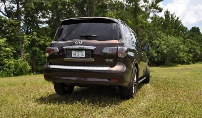 2015 INFINITI QX80 Limited AWD 22