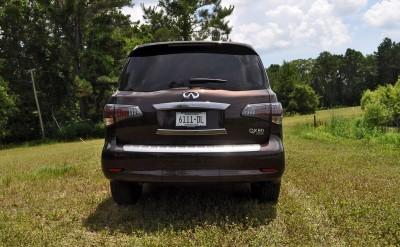 2015 INFINITI QX80 Limited AWD 23