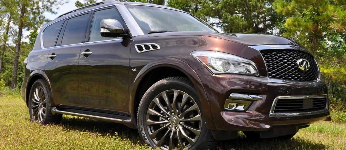 2015 INFINITI QX80 Limited AWD 24