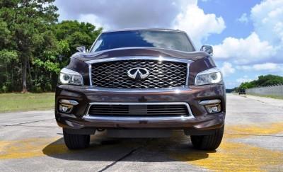 2015 INFINITI QX80 Limited AWD 28
