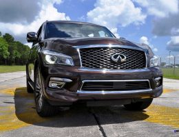HD Road Test Review – 2015 INFINITI QX80 Limited AWD